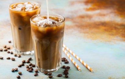 5 recettes faciles de café frappé avec des glaçons