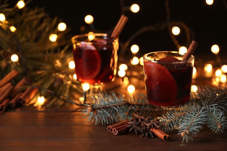 Cocktail pour Noël